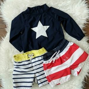 Baby Gap Swim Set Size 12-18M